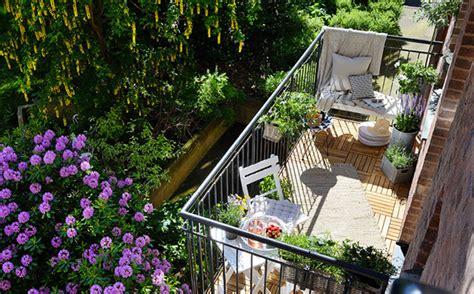arredare terrazza 21 idee per arredare un piccolo balcone casa it