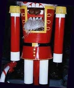 how to build a life size nutcracker how to make