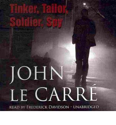 tinker tailor soldier spy john le carr 233 frederick davidson 9781433261152