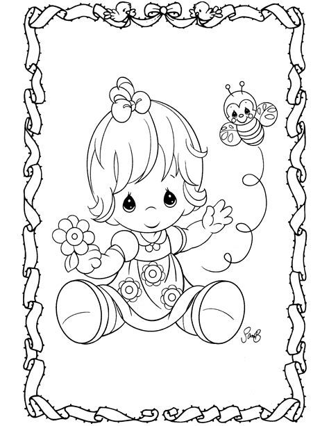 fall coloring pages for infants precious moments coloring page sellos digitales