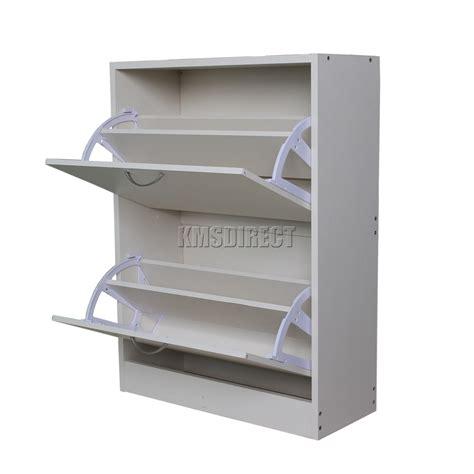 wooden shoe storage cupboard westwood wooden shoe storage cabinet 2 drawer footwear