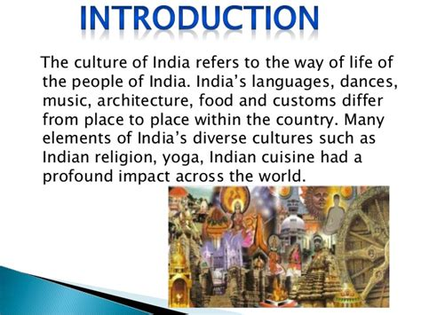 cultures of india