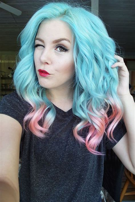 unique hair color unique hair colors the haircut web