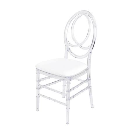 Infinity Chair by Infinity Chair Clear Rental