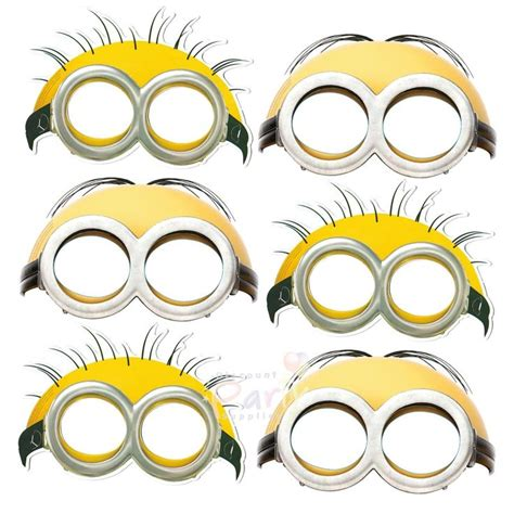 minion mask template 1000 ideas about minion on despicable