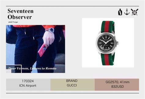 Harga Hoodie Gucci naik daun ini harga 10 fashion item boyband k pop seventeen