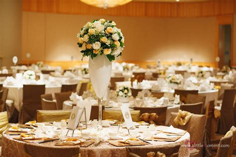 Wedding Banquet by Planning A 7 Course Meal For Your Wedding Banquet