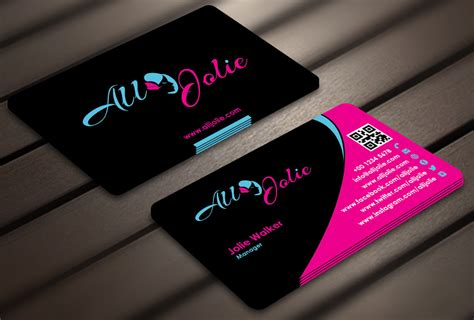 Extension On Business Card