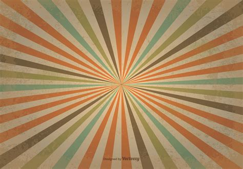 sunburst background retro sunburst background free vector