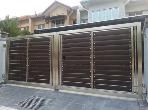 best 25 steel gate ideas on gate steel gate