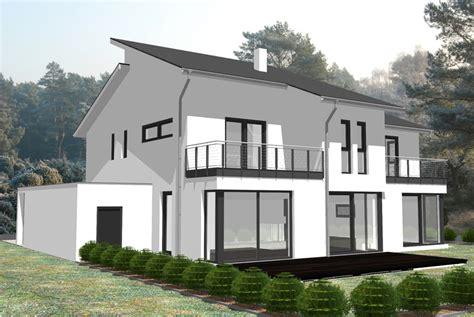 Versetztes Pultdach Kosten by Einfamilienhaus In Steinbach Taunus Deura