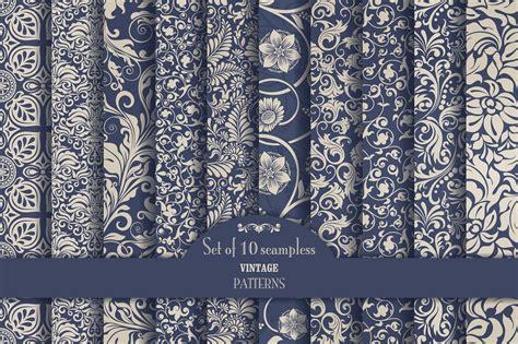 baroque pattern brush set of 10 seamless pattern baroque patterns creative