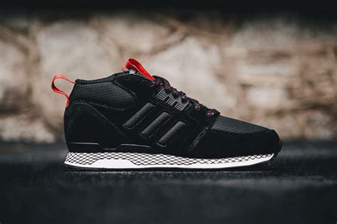 adidas originals zx casual mid black hypebeast