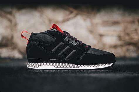 Adidas Zx Sepatu Sneaker Casual Running Sport adidas originals zx casual mid black hypebeast