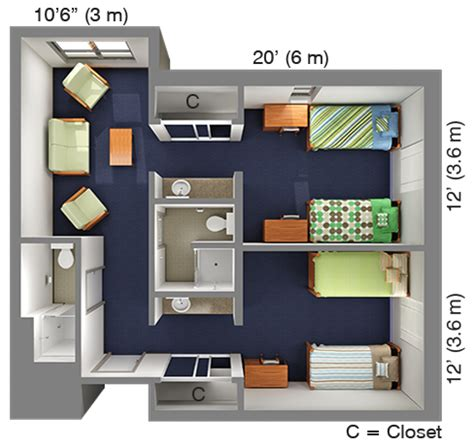 Living Room Top View Png Rates Information Housing Dining Services
