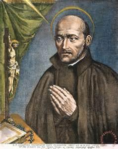 St Ignatius Others St Ignatius Of Loyola Painting St Ignatius Of