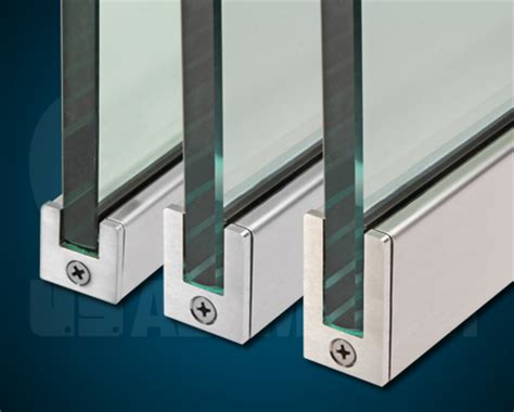 Glass Door Rails Crl Slender Profile Glass Door Rails