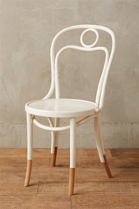 Bentwood Dining Chairs Scrolled Bentwood Dining Chair Circle Anthropologie