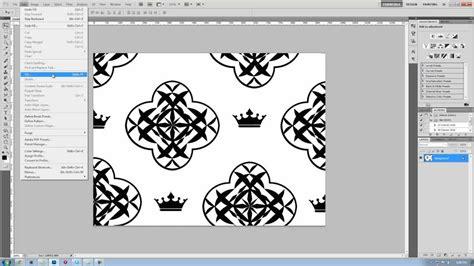 photoshop patterns install cs5 photoshop tutorial installing custom patterns in