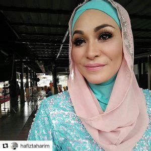 film menjinak ombak biodata aleza shadan pelakon low profile azhan co