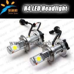 Car Led Headlight Bulbs High Power 50w 1800 Lumens Bright Car Headlight Led