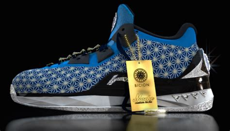 these 4 million custom dwyane wade sneakers are the most