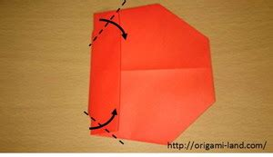 Origami Daruma - origami how to fold a daruma doll origami land