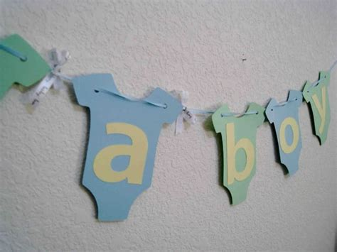 onesie template for baby shower banner naptime project it s a boy onesie banner sweet c s designs