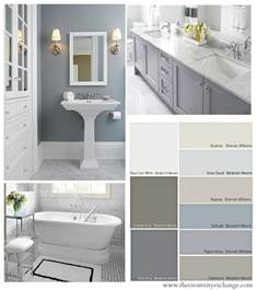 Wall Paint Ideas For Bathrooms choosing bathroom wall and cabinet colors paint it monday the