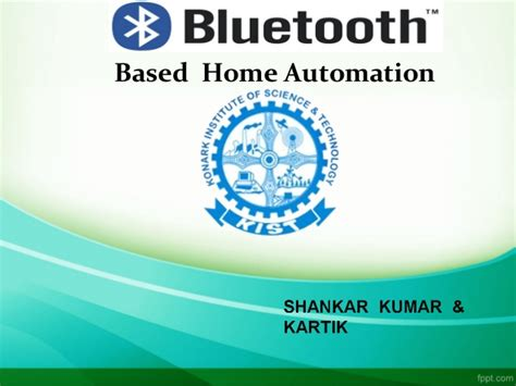 bluetooth based home automation