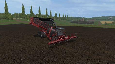 Big X krone big x cargo v1 0 fs17 farming simulator 17 mod