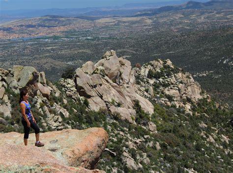 Where Was Granite Mountain - prescott s granite mountain hiking trail is weekend