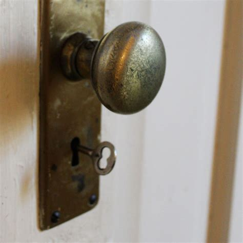 Skeleton Key Door Knob doors and skeleton bottle openers