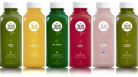 5 Day Juice Detox Delivered by Jus By Julie 29 Juice Cleanse Delivery 54 Discoun Rush49