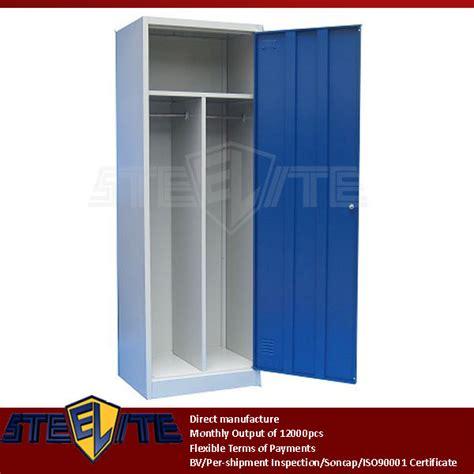 One Door Wardrobe Closet White Frame Indigo Wide One Door Steel Godrej Cupboard