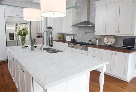 White Kitchen Countertop Ideas Kitchen Beautiful Above Kitchen Counter Decorating Ideas With White Island Drum Pendant