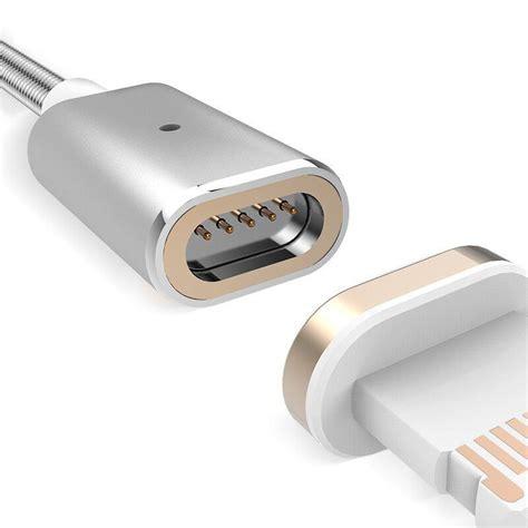 Kable Iphone lightning kabel iphone 7 6 5 magnetisk oplader i high speed