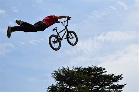 motocross bmx bikes free images air vehicle action extreme sport