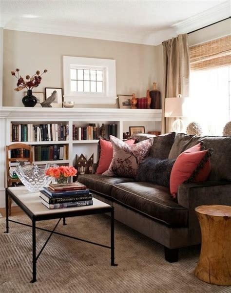 wohnzimmer in braun ein wohnzimmer in braun wirkt einladend und wohnlich