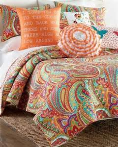 paisley quilt and paisley bedding on