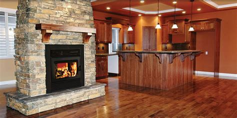 2 Sided Wood Burning Fireplace by 2 Sided Wood Fireplace Fireplace Design Ideas
