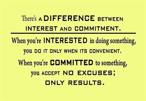 Commit To Commitment by Quotes Regarding Commitment Quotesgram