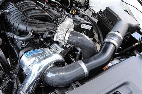 mustang 3 8 supercharger procharger shows the 15 v6 mustang some