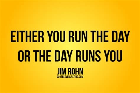 you run the show or the show runs you capturing professor harold w roodâ s strategic thought for a new generation books the book you don t read won t help by jim rohn like success