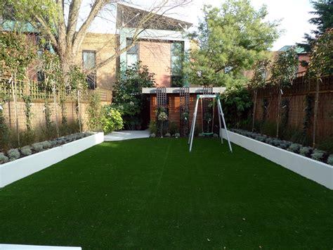 modern  maintenance minimalist garden design idea