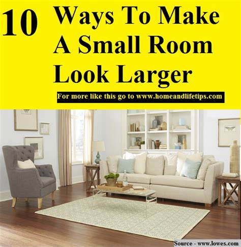ways to make a small bedroom look bigger 10 ways to make a small room look larger home and life tips