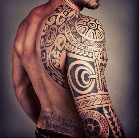 polynesian tattoo history and meaning tattoo homme une manche tattoo que jaimerais pinterest