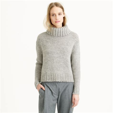 Sweater Turtleneck chunky turtleneck sweater