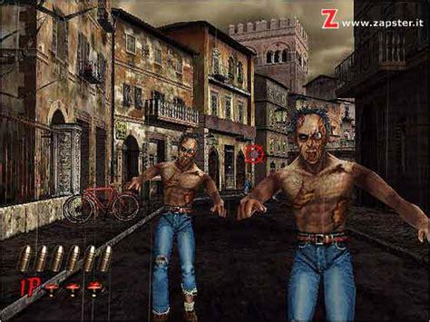 the house of the dead 2 un immagine del videogioco the house of the dead 2 per pc