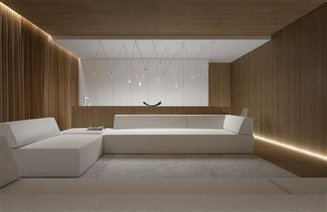 Indirekte Beleuchtung Led Wohnzimmer Modern Weisse Moebel